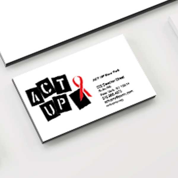 ACTUP BUSINESS CARD